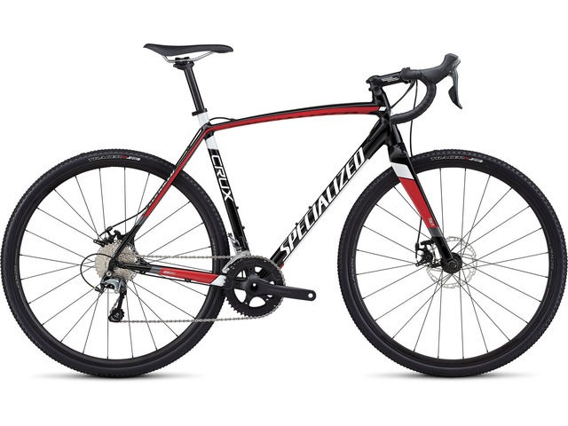 SPECIALIZED CruX E5 click to zoom image