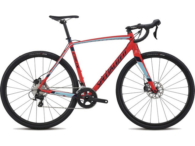 SPECIALIZED CruX Sport E5 click to zoom image