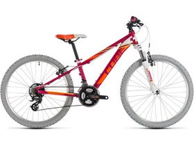CUBE Kid 240 Girl please note this bike now comes with black tyres